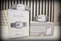 Επαγγελματικό Επιταχυνσιόμετρο Sensewear Armband για καταγραφή φυσικής δραστηριότητας